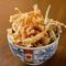 大人気、富山特産白海老をたっぷり使った「丼」