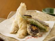 「水魚」と書いてゲンゲと読みます。他のどんな魚にも似ていない不思議な食感『ゲンゲの天ぷら』