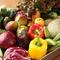 野菜を多く使ったヘルシーメニューが沢山あります