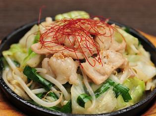 国産モツや九州の食材にこだわった料理を中心にご提供