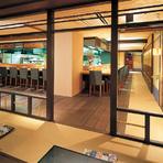 大阪のど真ん中、梅田マルビルに「京の町家」を再現