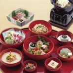 鉄鉢(てっぱつ)精進料理 つばき
