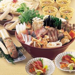 旬の食材を使用した爽やかな新緑の季節にピッタリの会席コース