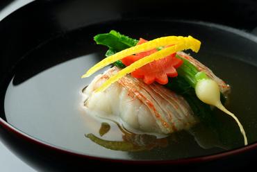 日本料理の神髄『椀物』