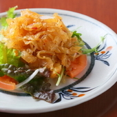 中華風クラゲ
