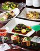 人気メニューの国産牛ほほ肉の赤ワイン煮込みをメインとした歓送迎会、宴会向けコース(全6品)