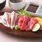 食べ応え抜群『いぶすき和牛と鹿児島産黒豚の焼肉盛り』