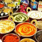 『食べ飲み放題コース』で、インド・ネパール料理を満喫
