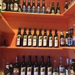 美味しい料理のお供に、本場直輸入のビールはいかが