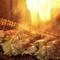 地鶏の炭火焼きをはじめ、手間をかけ丁寧にお作りする九州料理