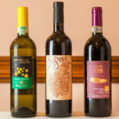 スタッフそれぞれが試飲しオススメできるワインを厳選