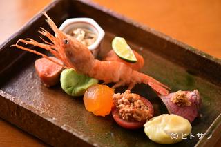 四季 粋花亭の料理・店内の画像1