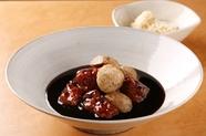 必ず注文したいシェフのスペシャリテ『黒酢の酢豚』