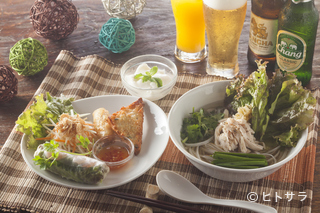 COMPHO with TERRACE 大崎シンクパーク店(アジアン)の画像