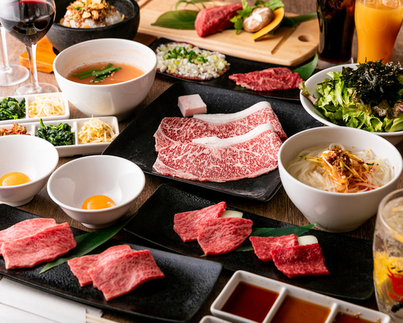ウシハチ武蔵小杉店のお肉