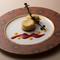 チーズケーキ・チョコレートケーキ・クレームブリュレ・ヌガーグラッセ・アイス・シャーベットその他