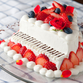シェフ特製オリジナルケーキ