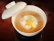 根菜の美味しい冬の季節には外せない逸品『蕪蒸し』