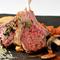 肉そのものの塩気が生み出す奥深い旨み『オーストラリア産ラム肉のロースト』