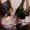 20種類ものワインが楽しめる、ワインビュッフェ
