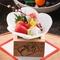 日本料理の真髄である季節を表す旬の食材たち
