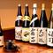 釧路の日本酒を中心にそろえた日本酒バー