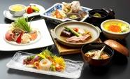 北海道の食材にこだわった『郷土会席』