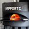 薪窯で焼き上げたナポリピッツァを堪能できる、ピッツァ専門店