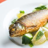 瀬戸内の新鮮な魚介や岡山の素材を使った料理の数々