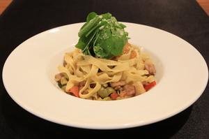 イタリアンとフレンチが融合した新しい形の『二人の料理長の合作によるプレミアム厳選ディナーコース』