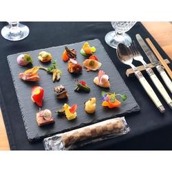 メインがお魚、お肉、パスタの中から2種類づつお選びになれるコース (ランチ、ディナー共にご注文可)