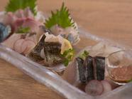 ウニのせ和牛炙り寿司 2貫
