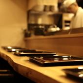 食器と内装にこだわったくつろぎの空間
