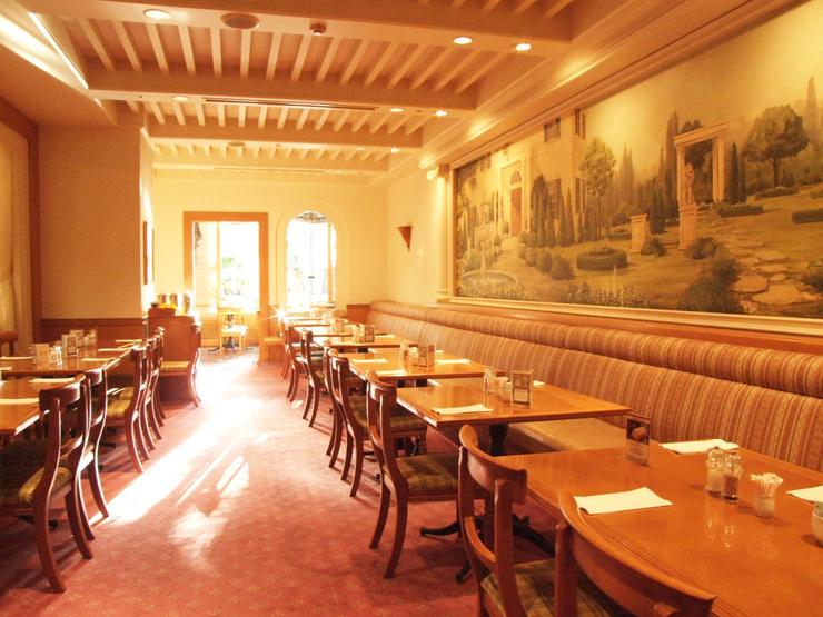 立川 パレス ホテル ランチ