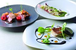 前菜からデザートまで全4品 レストランの味を気軽に楽しめるショートコース