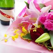 フォーティスリーは岐阜県初となる【恋人の聖地】認定レストラン。 誕生日や結婚記念日、ご家族でのお祝い事など(還暦や退職祝い)さまざまな記念日を応援しています。