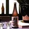 豊富な日本酒の数々と創作和食を堪能