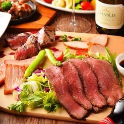 【 Chef'sパスタ & タッカルビ & プレミアムビストロ 】をお楽しみ下さい。