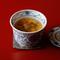 【魚三楼】の会席料理の定番。トリュフ香る『すっぽんの茶碗蒸し』
