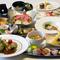 ご法要会席はご予算の応じてご用意出来ます。 赤飯、散らし寿司等もご用命下さい。