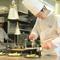 尊敬する料理人、溝江恵一氏に近づくべく研鑽の日々