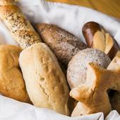 ワインとの相性が抜群で種類も充実している『パン』