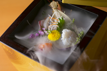 七宝鮮魚 玉手箱 2~3人前