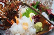 奈良県の有名な銘柄牛を使った『大和牛の石焼ステーキ』