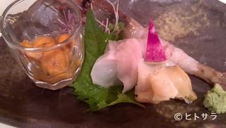 小笹の料理・店内の画像2