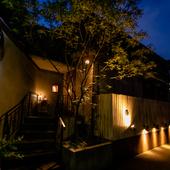 住宅街に潜む、恵比寿の隠れ家的鉄板焼きレストラン