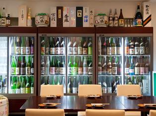 日本酒好き必見、この上ない「飲み放題」ができるお店