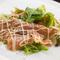 新鮮なお魚の数々と地元産豚肉「大泉ポーク」
