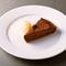 コースを締めくくる絶品デザート『チョコレートのタルト』