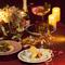 ヌーベルシノワと上質のワインの見事なマリアージュ